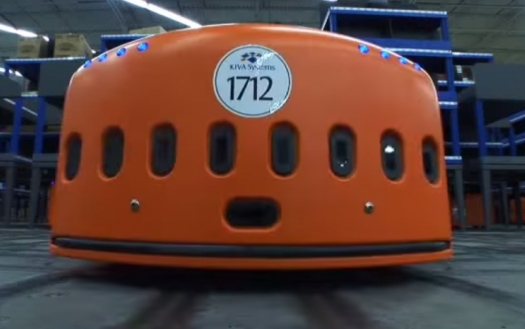 amazon ロボット