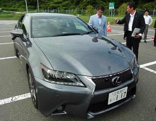 (News)デンソー 自動運転の公道試験開始 センサー技術向上へ