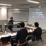 ロボット工学 大阪大学 石黒特別教授に講演を頂きました(新成長産業開拓部会 11月定例会)