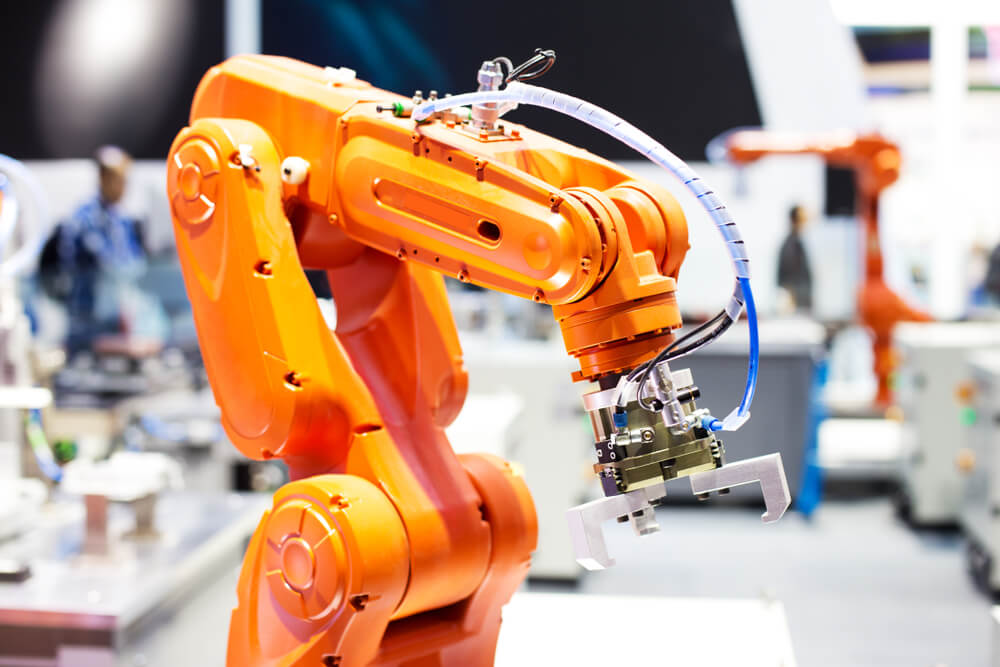 産業用ロボットシステムインテグレータ